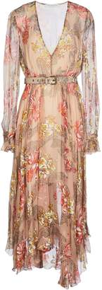 Philosophy di Alberta Ferretti 3/4 length dresses