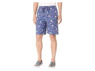 Tommy Bahama Printed Flannel Jam Shorts