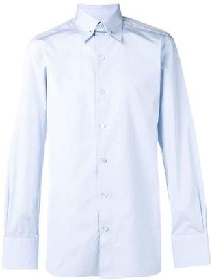 Tom Ford collar bar shirt