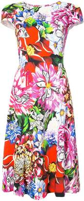 Mary Katrantzou Osmond printed dress