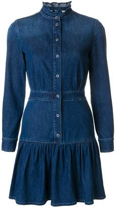 Stella McCartney fitted denim dress