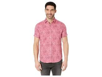 Robert Graham Boyer Short Sleeve Woven Shirt