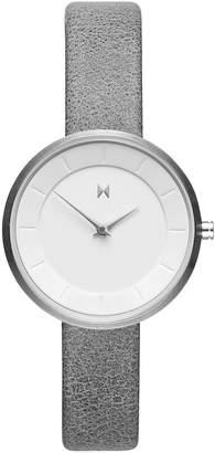 MVMT Mod Leather Strap Watch, 32mm