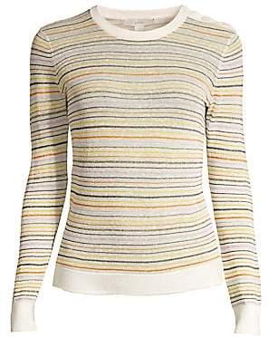 Joie Women's Ade Stripe Knit Pullover