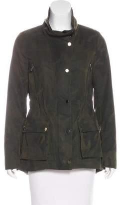 Veronica Beard Camouflage Utility Jacket