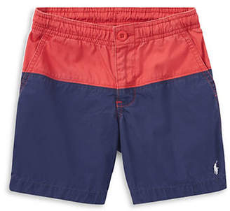 Ralph Lauren Little Boy's Polo Prepster Cotton Shorts