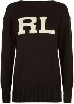 Polo Ralph Lauren Varsity Logo Sweater