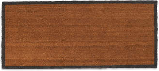 Garden Trading - Double Coir Doormat with Charcoal Border