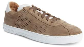 Tod's PERFORATED T CASSETTA LACE UP SNEAKER