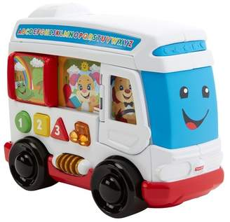 Fisher-Price Laugh & Learn(R) Learn Around Town Bus