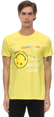 Applecore It's All About Love Cotton T-shirt