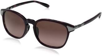 Oakley Women's Ringer Oval Sunglasses, Purple Mosaic