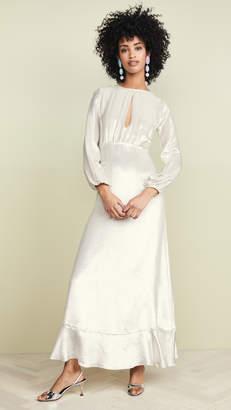 Cynthia Rowley Silver Lake Long Sleeve Dress