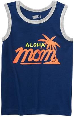 Crazy 8 Crazy8 Toddler Aloha Mom Tank