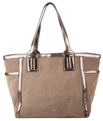 Tory BurchTory Burch Suede Tote