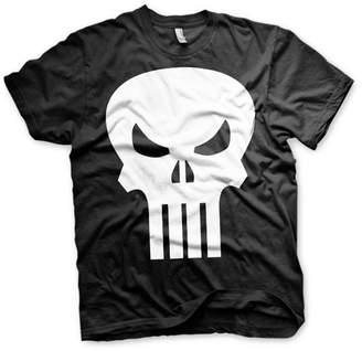 b96c1811f629b Marvel Officially Licensed Comics The Punisher Skull 3XL