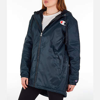 Champion Women's Sherpa Lined Stadium Jacket
