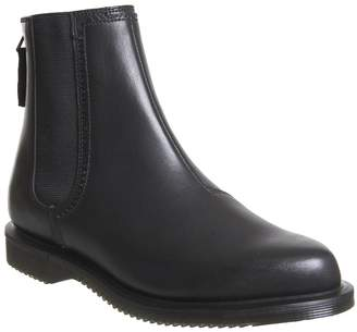 Dr. Martens Womens Zillow Chelsea Boot, Size: 8 B(M) US/6 F(M) UK, Color Temperley