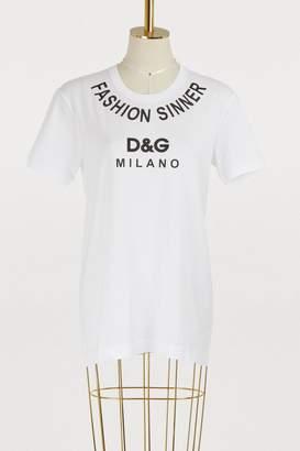 Dolce & Gabbana Fashion Sinner T-shirt