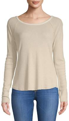 Ppla Women's Rosetta Knit Top