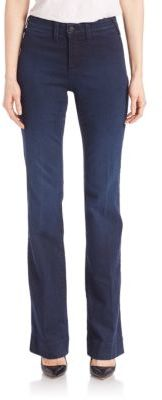NYDJ Teresa Bootcut Jeans $134 thestylecure.com