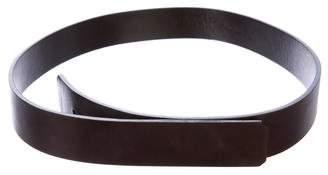 Max Mara Leather Waist Belt