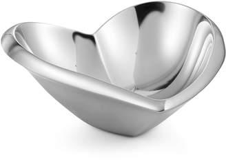 "Nambe Amore Heart-Shaped Mini Bowl - 4.5"""