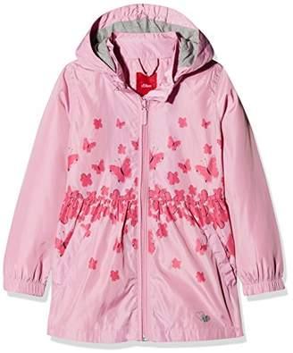 S'Oliver Girl's 58.803.52.6994 Jacket
