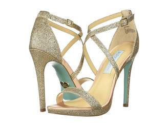 Betsey Johnson Blue by Andi