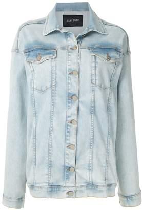 Tufi Duek button-up denim jacket