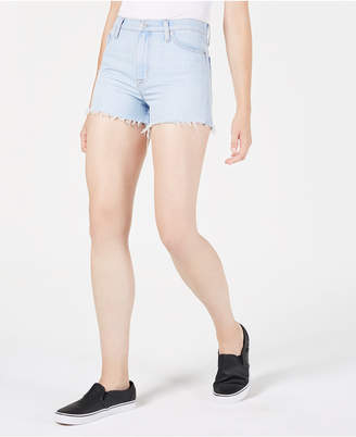 Hudson Jeans Cotton Cutoff Denim Shorts