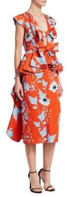 DAY Birger et Mikkelsen Johanna Ortiz Kalahari Floral Dress