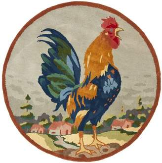 Safavieh Rooster on The Hill Area Rug Rug