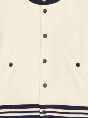 Arket Pile Varsity Jacket