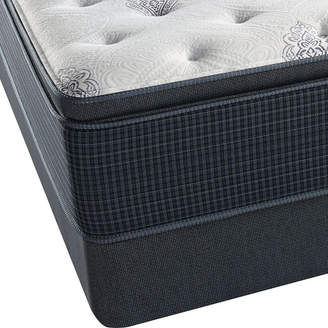 Simmons Silver Kiera Cove Pillowtop Luxury Firm - Mattress + Box Spring
