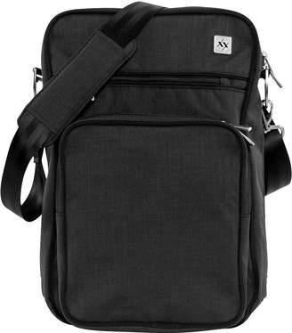 Ju-Ju-Be XY Collection Helix Messenger Diaper Bag, Carbon