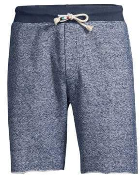 Sol Angeles Denim Sweatpant Shorts