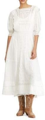 Polo Ralph Lauren Wilow Cotton Lace Dress