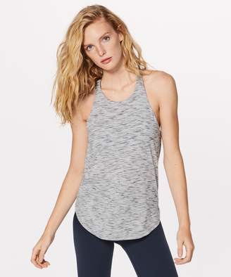 32bc957cb3a Lululemon Raise The Barre Tank  Light Support For A B Cup