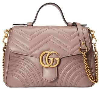 092cb46bc5b Gucci Pink Top Handle Bags For Women - ShopStyle UK