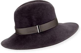 225a3a3ed302 Gigi Burris Millinery Requiem Wool Wide-Brim Fedora Hat