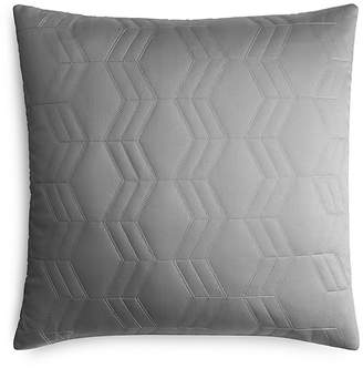 "Frette Dolomite Quilted Decorative Pillow, 20"" x 20"""