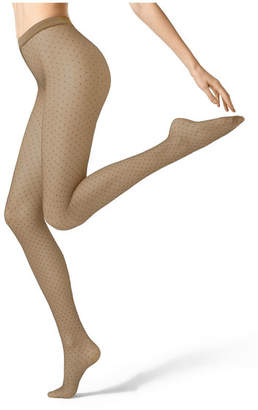 Fogal Sheer Spotted Tights