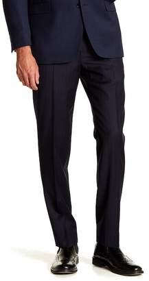 Brooks Brothers Stripe Print Flat Front Regent Fit Pants