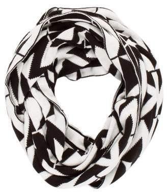 MICHAEL Michael Kors Logo Infinity Scarf