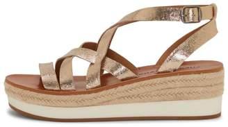 Lucky Brand Jenepper Wedge Sandal