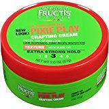 Garnier Fructis Style Pixie Play Crafting Cream, All Hair Types, 2 oz. (Packaging May Vary) $5.47 thestylecure.com