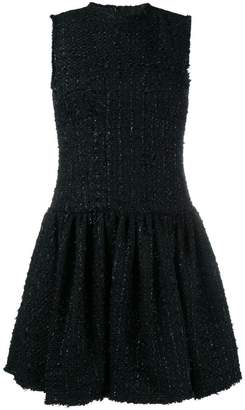 Simone Rocha tweed shift dress