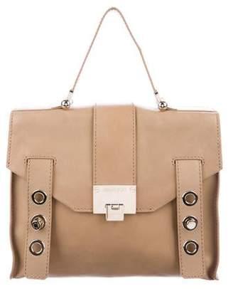 Jimmy Choo Leather Pauline Satchel