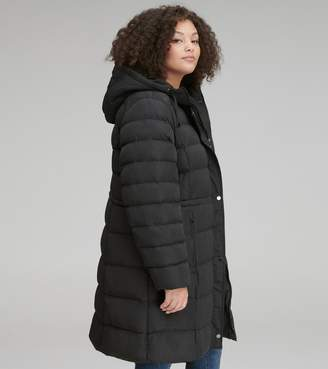 Andrew Marc SUTTON PLUS QUILTED SYNTHETIC DOWN